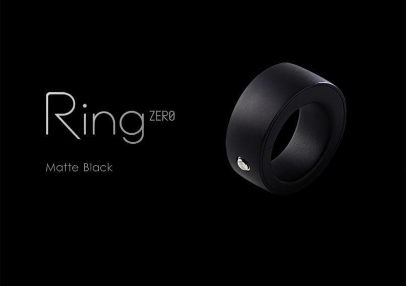 TechnoVadi - Logbar Ring ZERO