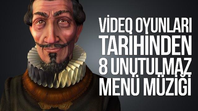 Video Oyunu Tarihinin 8 Unutulmaz Ana Menü Müziği
