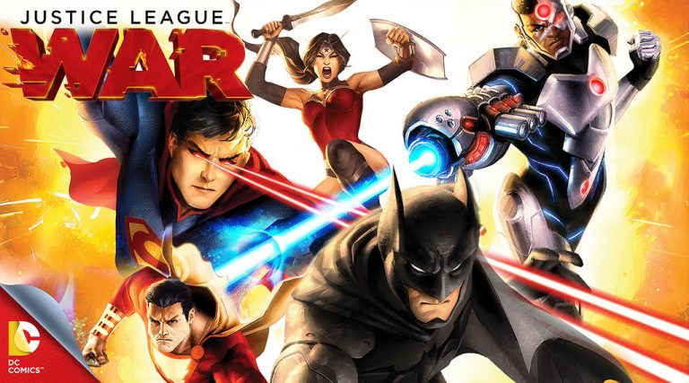 Justice League: War (2014) FULL MOVIE - YouTube