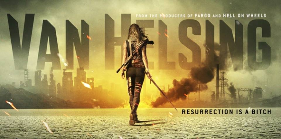 Van Helsing - İzlemeniz Gereken Netflix Dizileri