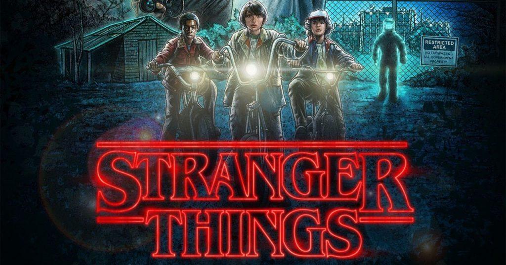 Stranger Things - İzlemeniz Gereken Netflix Dizileri