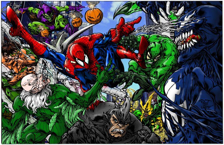 En İyi SpiderMan Düşmanları