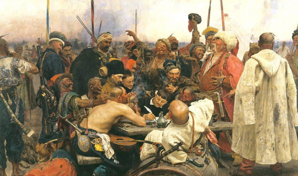 Kazak ve Kozakları Karıştırmak