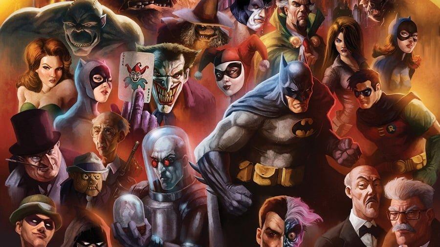 Gelmiş Geçmiş Bütün DC Dizileri – Animasyonlar Dahil