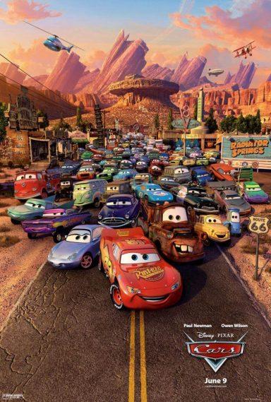 Animasyon Önerisi - Arabalar 1