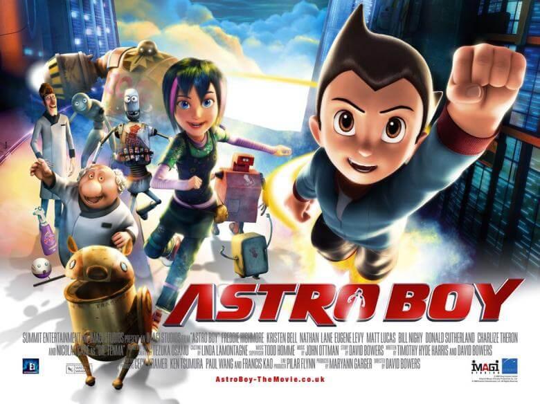 Animasyon Önerisi - Astro Boy