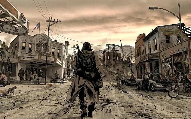 Hayatta Kalma Dizileri – Post Apokaliptik