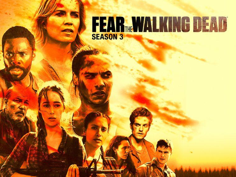 Kıyameti Konu Alan Diziler - Fear The Walking Dead