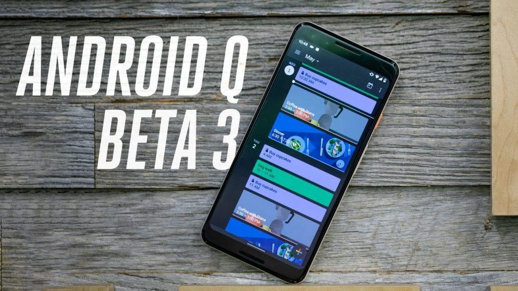 General Mobile Android Q Beta Geliyor - TechnoVadi