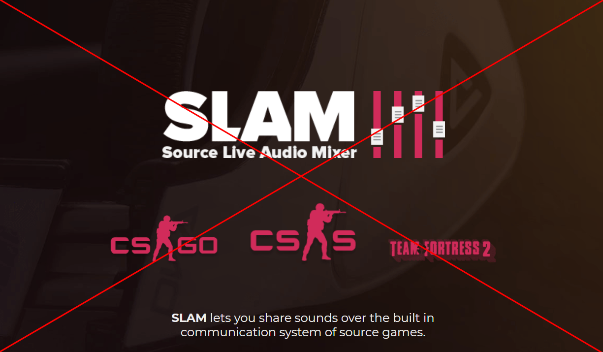 SLAM kullanmadan CS:GO'da müzik çalmak - öne çıkan resim