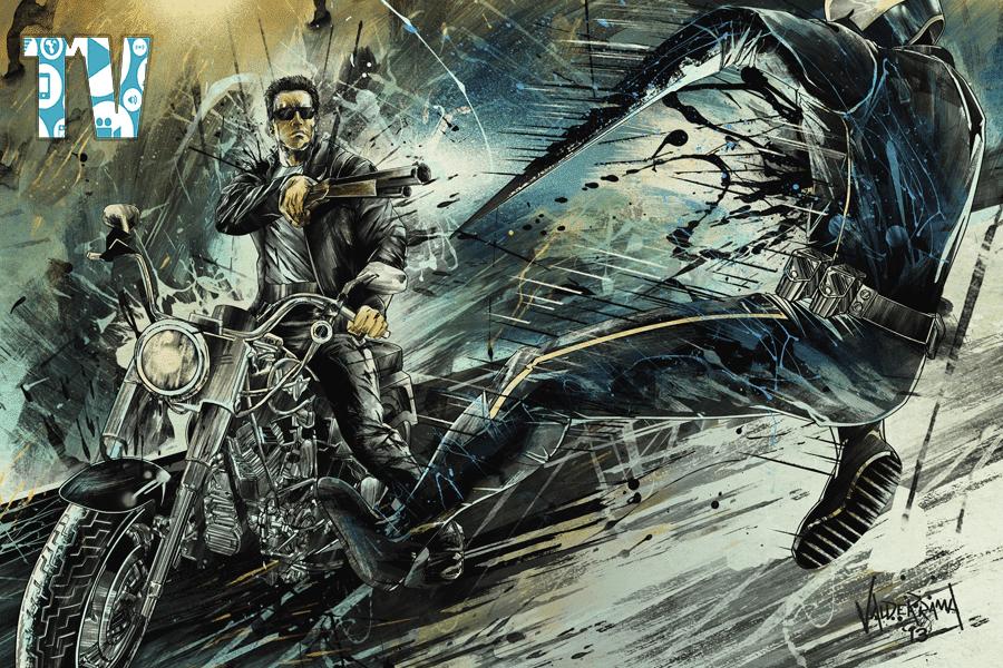 Terminator 2 Alternatif Son - TechnoVadi